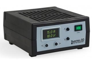 Автоматическое зарядно-предпусковое устройство ВЫМПЕЛ-50