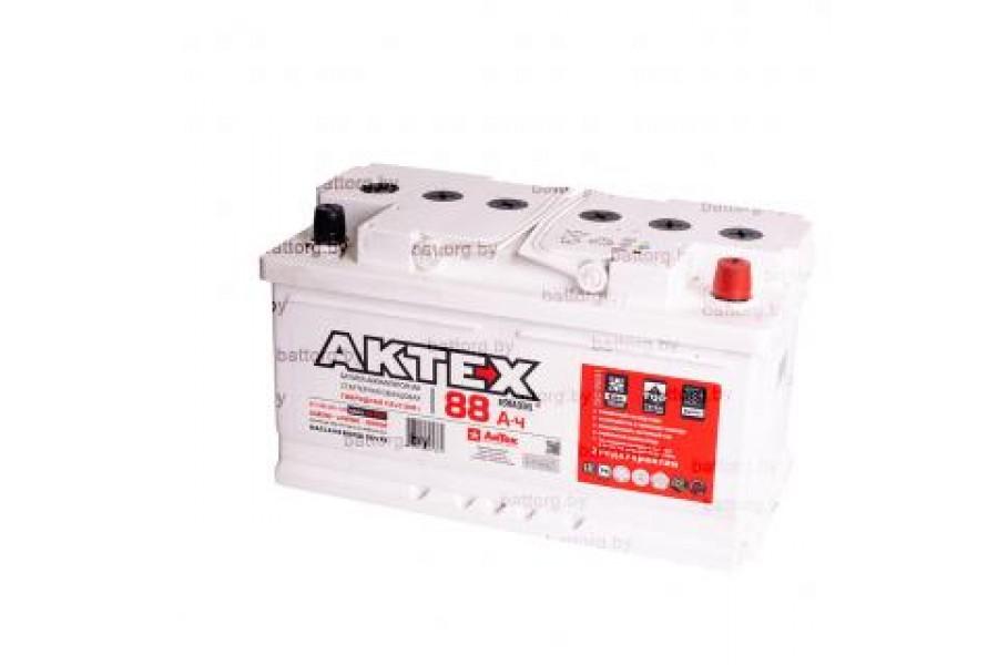 Аккумулятор АкТех Classic 6СТ-88 Евро