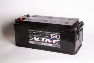 Аккумулятор АкТех Aktive Frost 6СТ-190 (под болт)