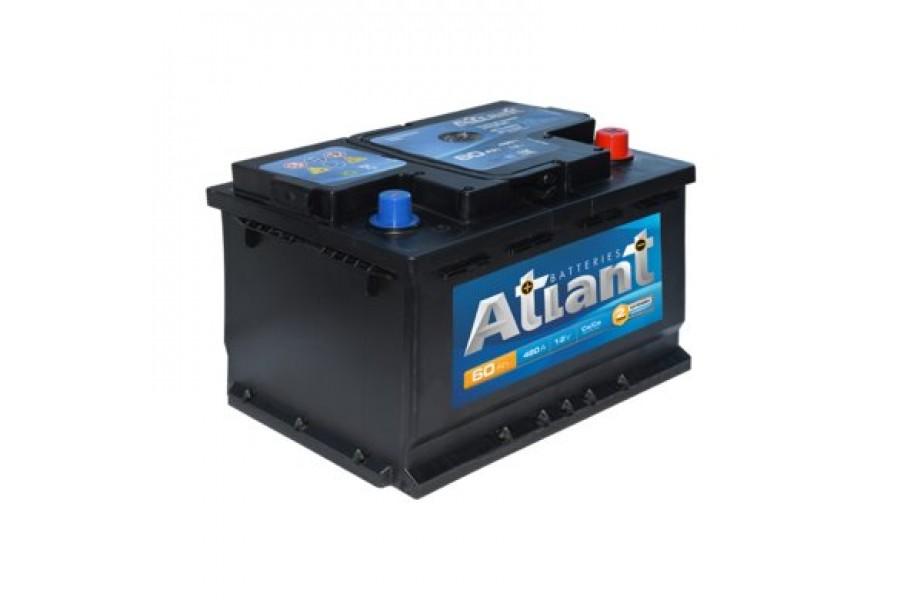 Аккумулятор Atlant Autopart 55  A/h R+ 460A (EN)