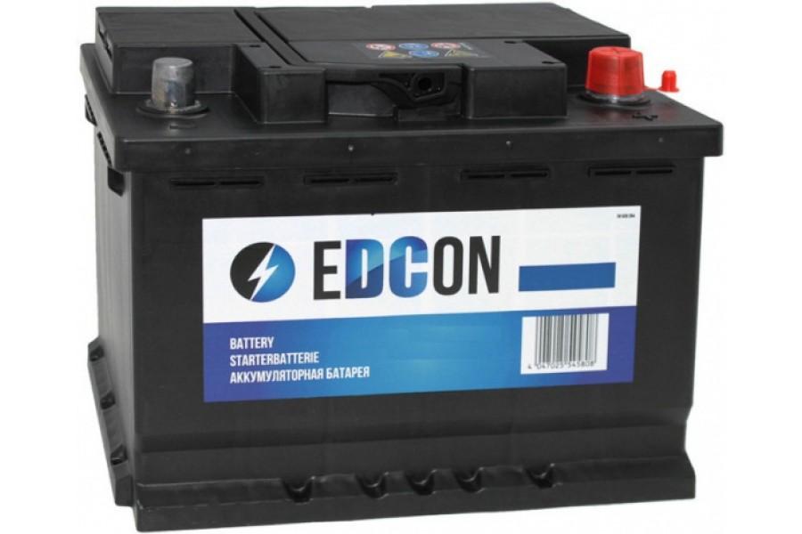 Аккумулятор Edcon (80 A/h), 740A R+ (DC80740R)