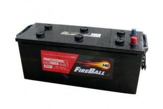 Аккумулятор Fireball 140  A/h 900A e/n