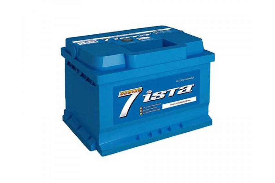 Аккумулятор ISTA 7 Series (56  A/h), 540A
