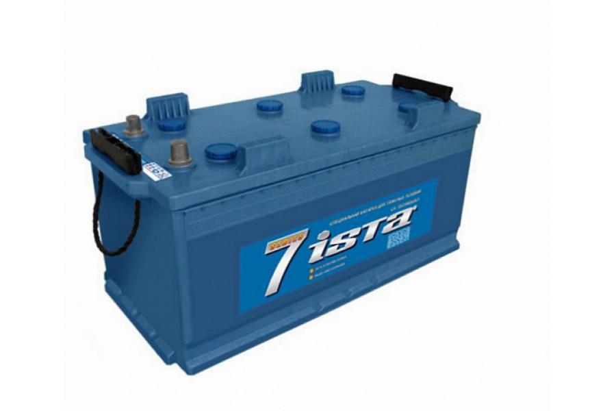 Аккумулятор ISTA 7 Series 6СТ-190 А1E (190  A/h), 1150А
