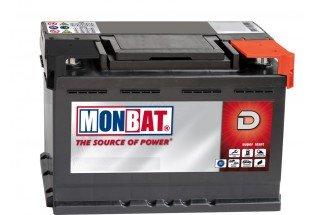 Аккумулятор MonBat  (50  A/h), 420A R+