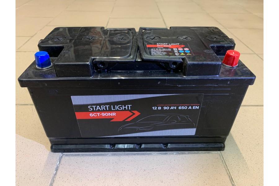 Аккумулятор Start Light 90 a/h 650А