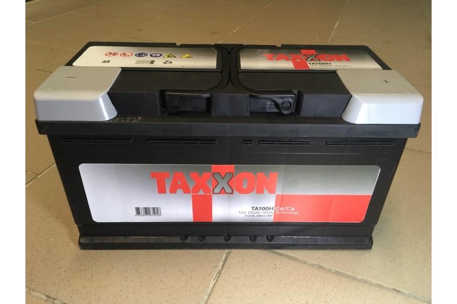 Аккумулятор Taxxon 100  A/h R+ 900A (EN)