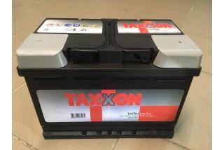 Аккумулятор Taxxon 75  A/h R+ 740A (EN)