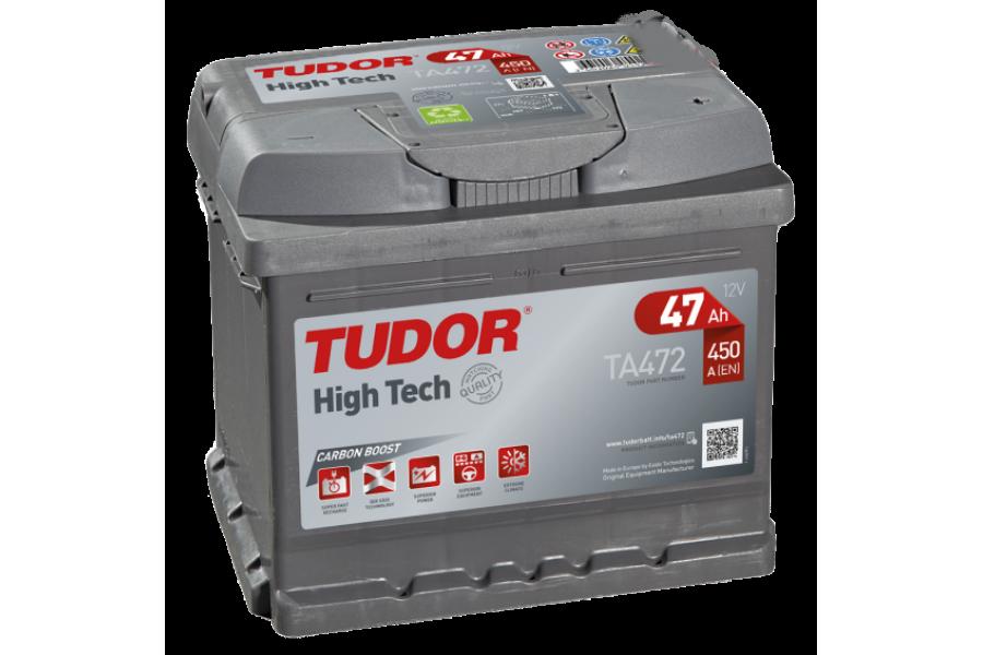 Аккумулятор Tudor High Tech TA472 47  A/h 450A