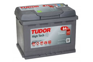 Аккумулятор Tudor High Tech 64  A/h 640A L+
