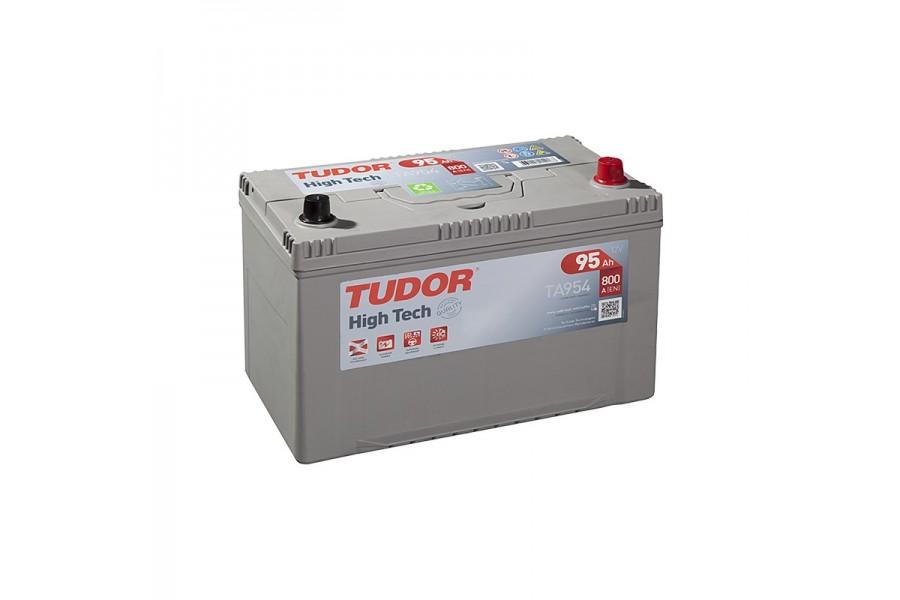 Аккумулятор Tudor High Tech TA954 95  A/h 800A