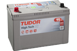 Аккумулятор Tudor High Tech TA955 95  A/h 800A L+