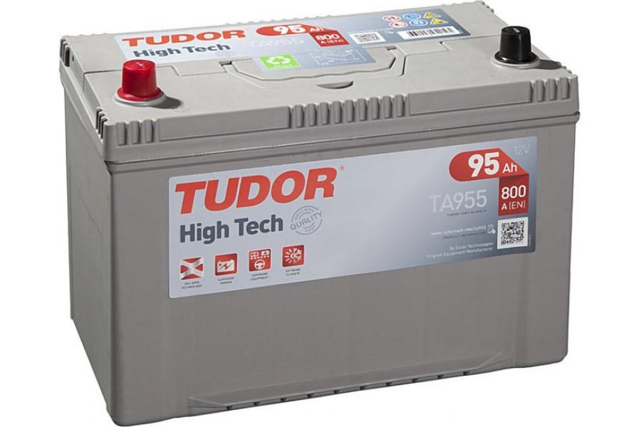 Аккумулятор Tudor High Tech Japan TA955 95 A/h 800A L+