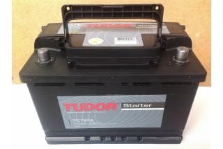 Аккумулятор Tudor Starter TC740A 74  A/h 680A
