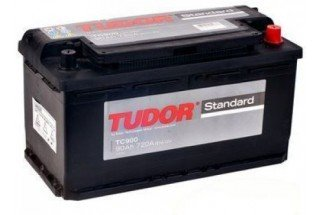 Аккумулятор TUDOR Starter TC900A 90  A/h 720A