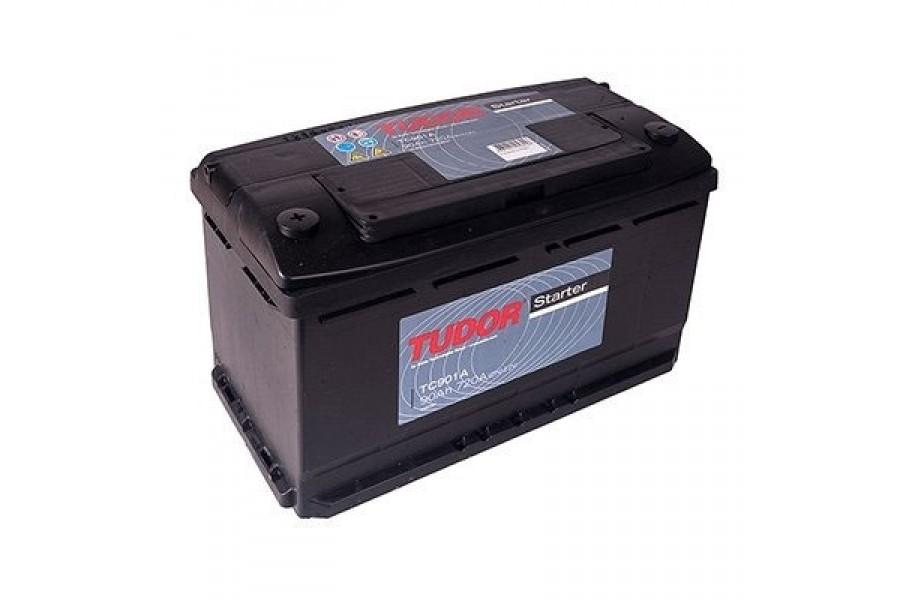 Аккумулятор TUDOR Starter TC901A 90 A/h 720A L+