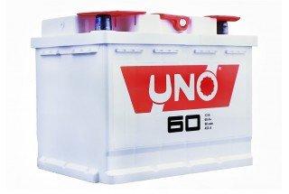 Аккумулятор UNO 6CТ-60 (60  A/h) 450 A