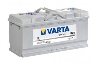 Аккумулятор Varta Silver Dyn 610402 (110 Ah) 920A