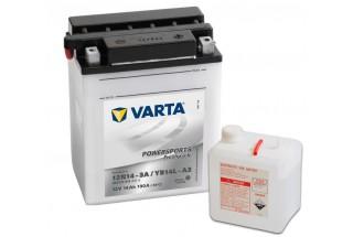 Аккумулятор Varta YB14L-A2 514011