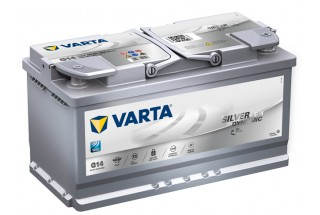 Аккумулятор Varta Start-Stop Plus AGM 95  A/h