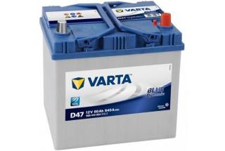 Аккумулятор Varta Blue Dyn (Asia) 560410 (60Ah) R+540A