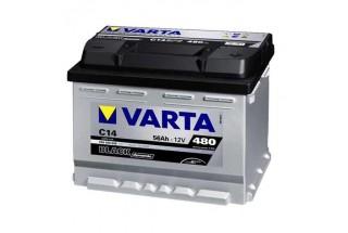 Аккумулятор Varta Black Dyn 556400 (56Ah) 480A