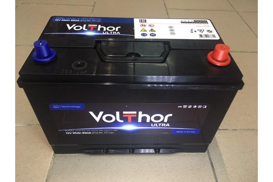 Аккумулятор VolThor 95  A/h R+ 850A (EN)