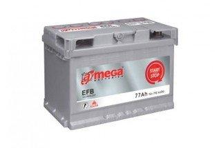 Аккумулятор A-mega EFB 77 R A/h 790A (EN)