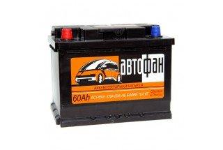 Аккумулятор Akom Автофан 6СТ-60 (60 A/h), 470А R+