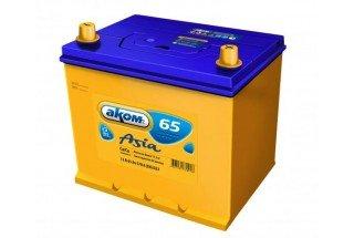 Аккумулятор AKOM Asia 65  A/h 570A R+