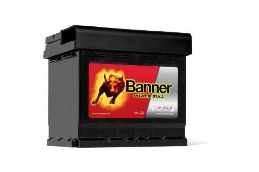 Аккумулятор Banner Power Bull P5003 450A e/n