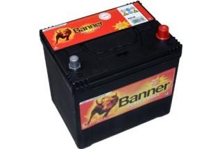 Аккумулятор Banner Power Bull Asia 60 ah 510A e/n R+