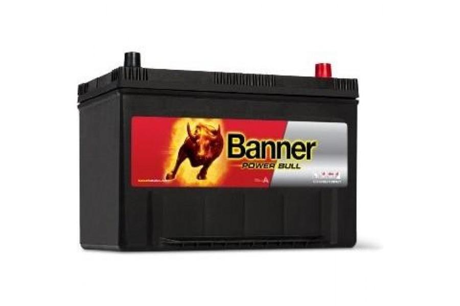Аккумулятор Banner Power Bull P9504 Asia 760A e/n R+