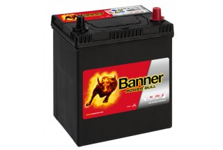 Аккумулятор BANNER Power Bull 40 JR 330A e/n R+