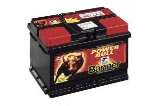 Аккумулятор Banner 55  A/h 480A (EN)