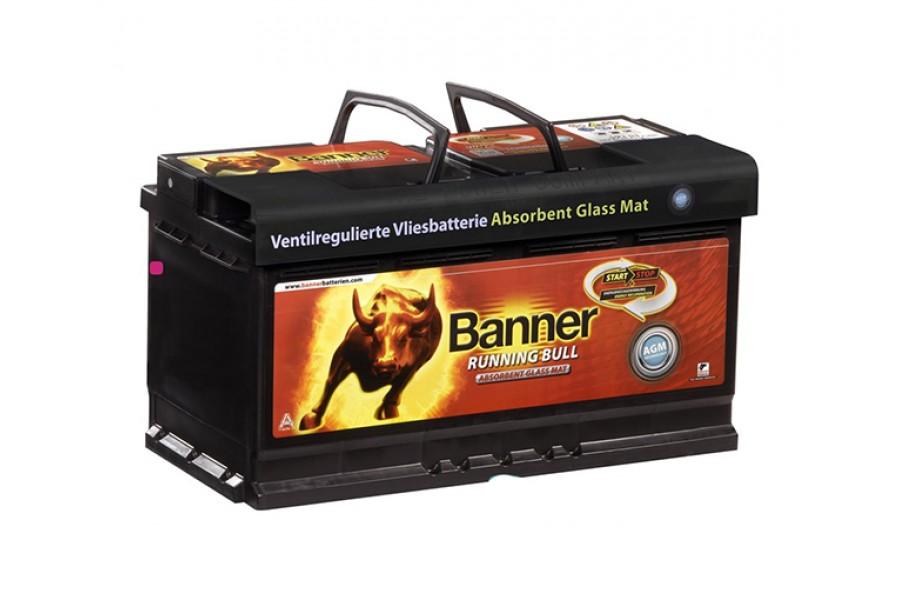 Аккумулятор Banner AGM 70  A/h 760A (EN)