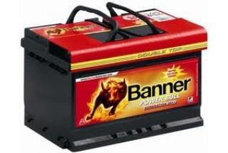 Аккумулятор Banner 74  A/h 680A (EN)