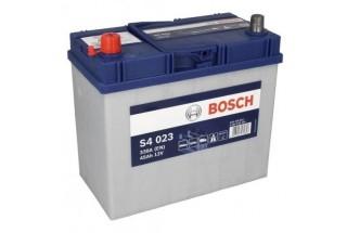 Аккумулятор Bosch S4 023 ASIA (45 А/H), 330A L+ (545 158 033)