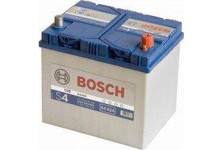 Аккумулятор Bosch S4 024 ASIA (60 А/H), 540A R+ (560 410 054)