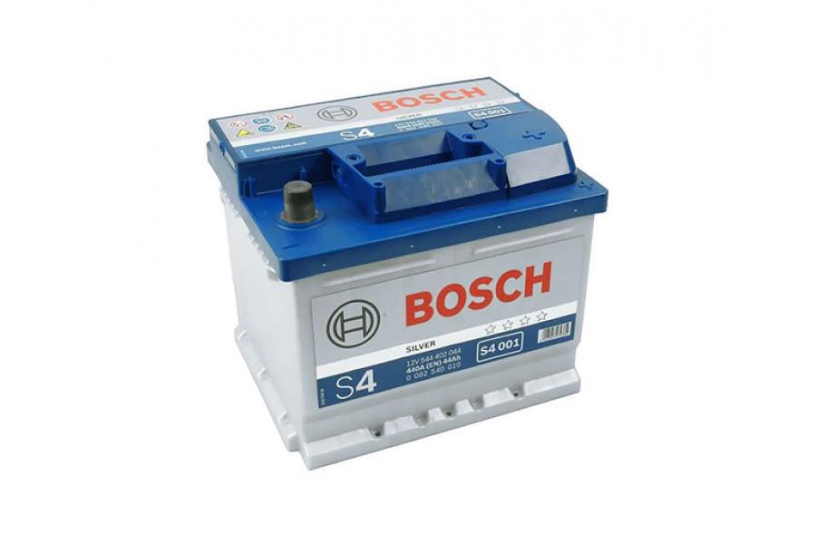 Аккумулятор Bosch S4 001 ,44 А/H, 440A R+ (544 402 044)