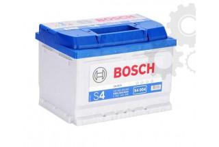 Аккумулятор Bosch S4 004 ,60 А/H, 540A R+ (560 409 054 ) низкий