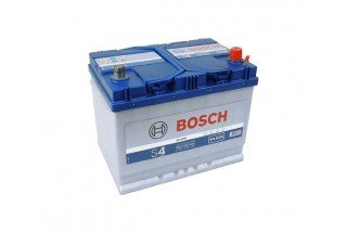 Аккумулятор Bosch S4 026 ASIA (70 А/H), 630A R+ (570 412 063)