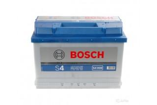 Аккумулятор Bosch  S4 008 ,74 А/H, 680A R+ (574 012 068)