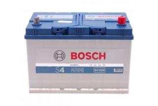 Аккумулятор Bosch S4 028 ASIA (95 А/H), 830A R+ (595 404 083)