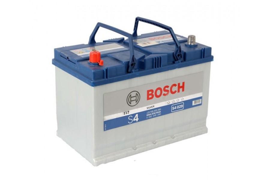 Аккумулятор Bosch S4 029 ASIA (95 А/H), 830A L+ (595 405 083)