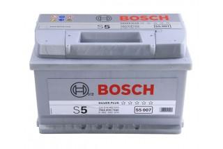 Аккумулятор Bosch S5 007 (74 А/H), 750А R+ (574 402 075)