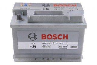 Аккумулятор Bosch S5 008 (77 А/H), 780А R+ (577 400 078)