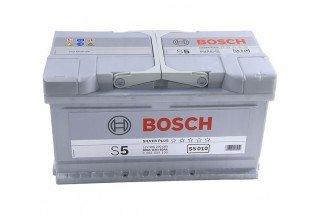 Аккумулятор Bosch S5 010 (85 А/H), 800А R+ (585 200 080)