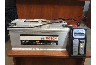 Аккумулятор Bosch S5 110  A/h 920A