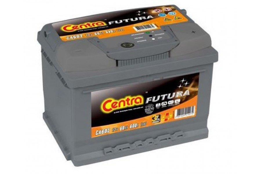Аккумулятор Centra Futura CA602 61 А/ч 600A R+